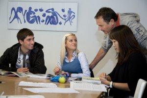 Escuela de alemán en Zúrich para extranjeros