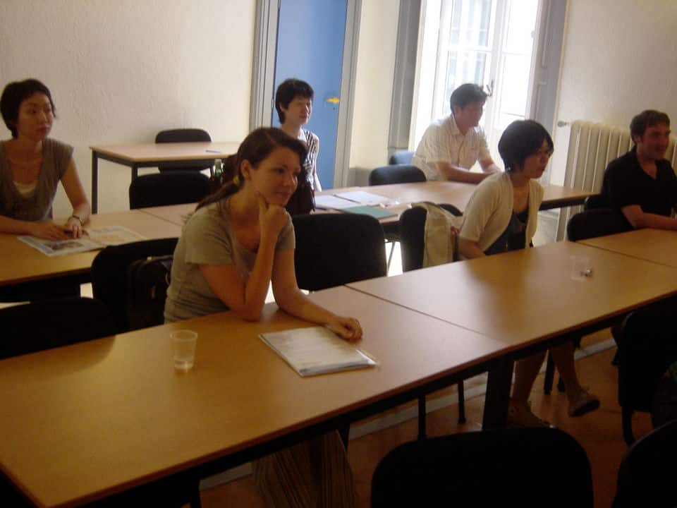 Escuela de francés en Lyon para extranjeros