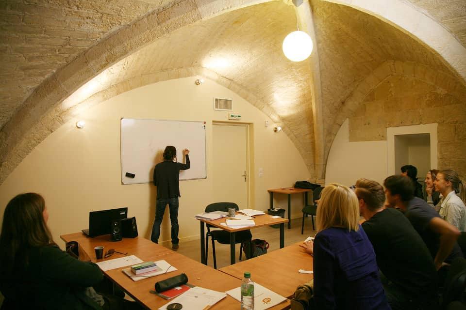 Escuela de francés en Montpellier para extranjeros