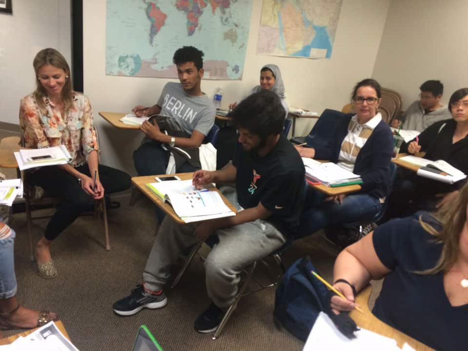 Escuela de inglés en Los Angeles para extranjeros