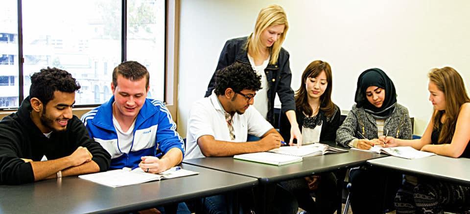 Escuela de inglés en San Diego para extranjeros