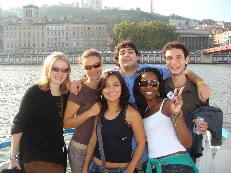 Estudiar francés en Lyon Francia