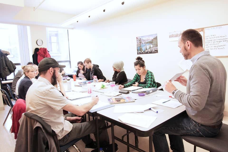 Estudiar francés en Montreal Canada