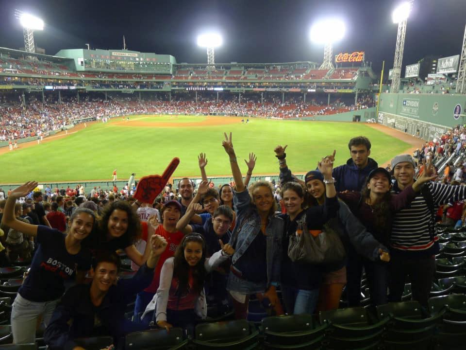 Estudiar inglés en Boston Estados Unidos