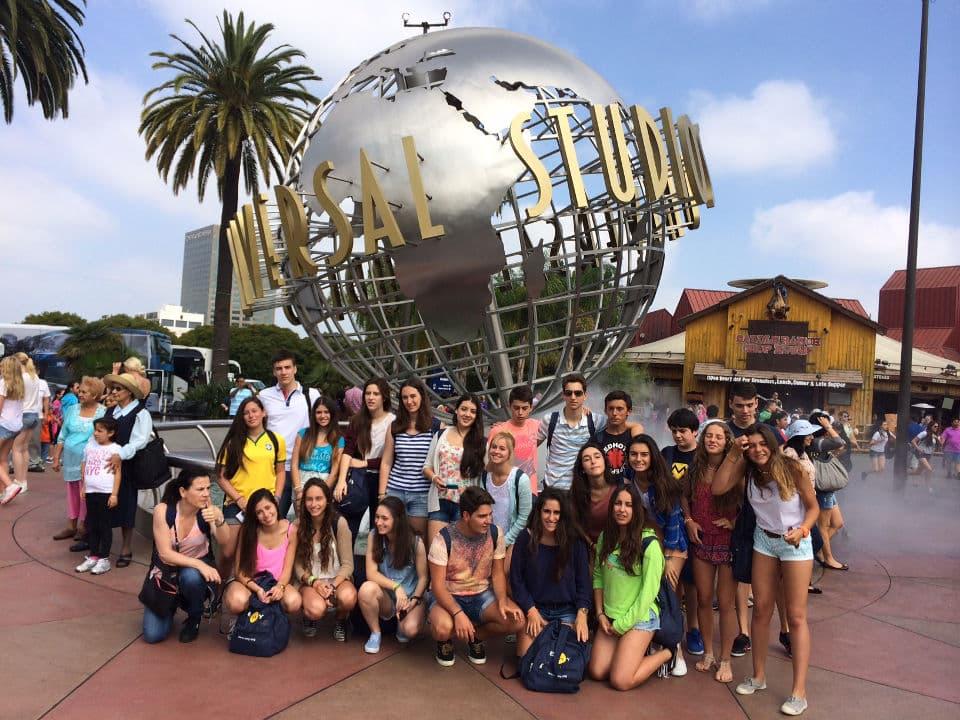 Estudiar inglés en Los Angeles Estados Unidos