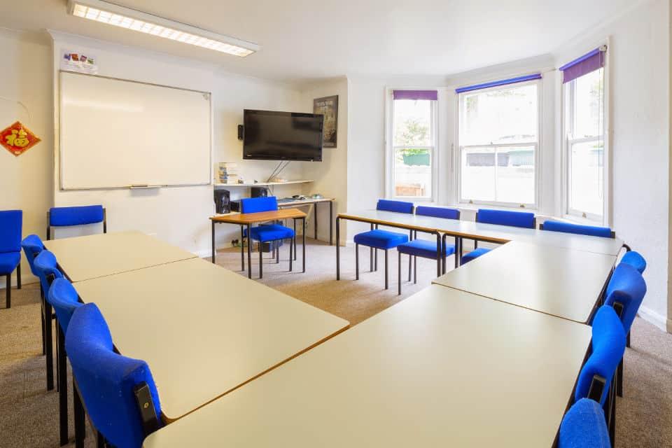 Escuela de inglés en Brighton para extranjeros