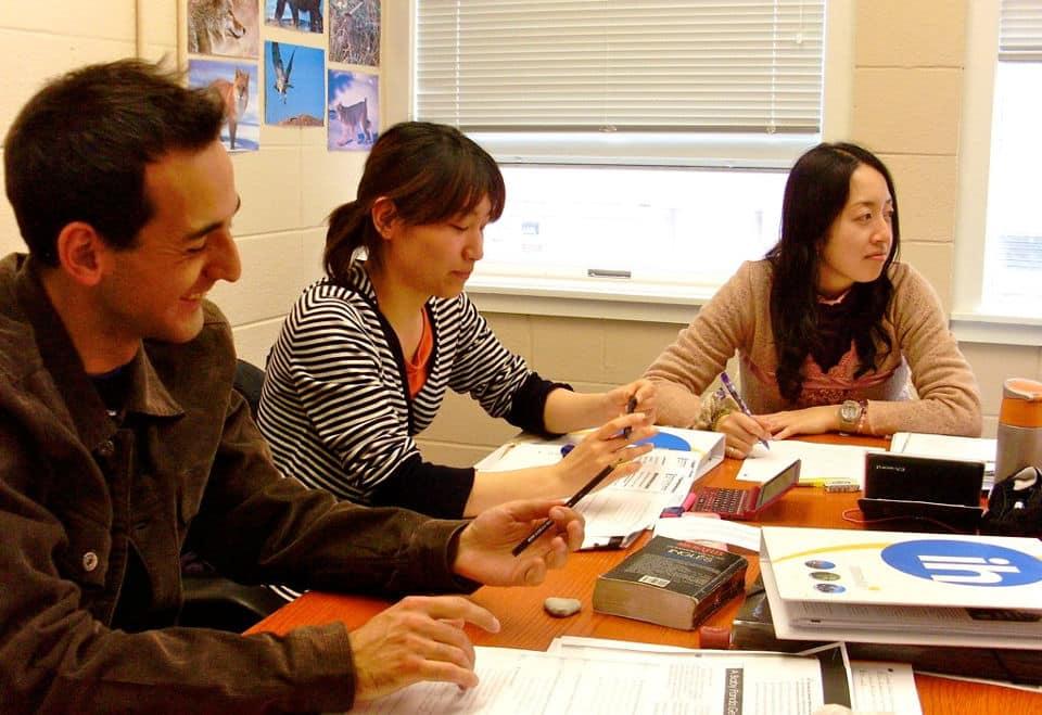Escuela de inglés en Calgary para extranjeros
