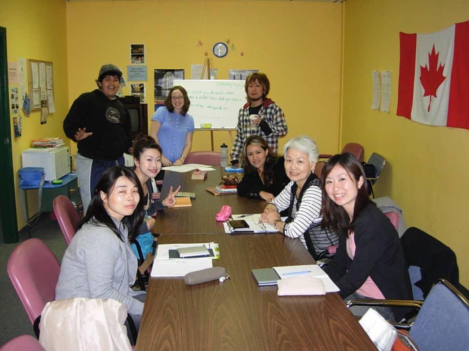 Escuela de inglés en Kelowna para extranjeros