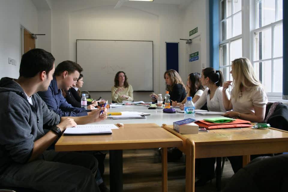 Escuela de inglés en Londres para extranjeros