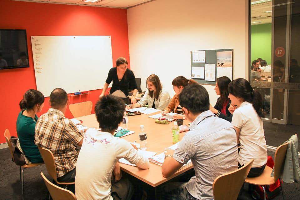 Escuela de inglés en Sídney para extranjeros