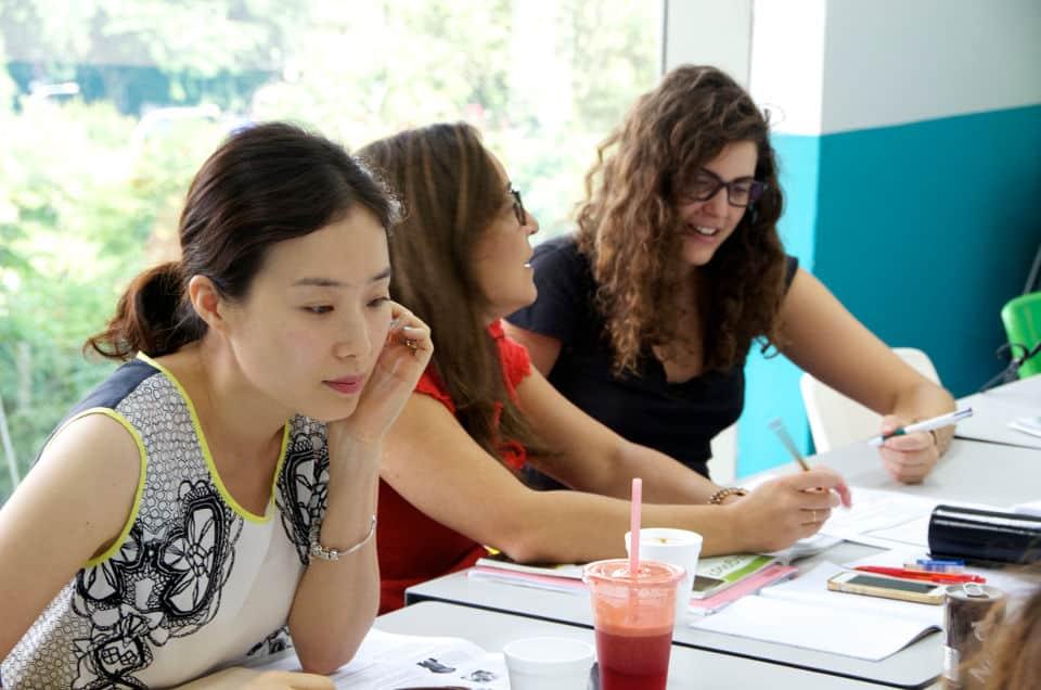 Escuela de inglés en Singapur para extranjeros