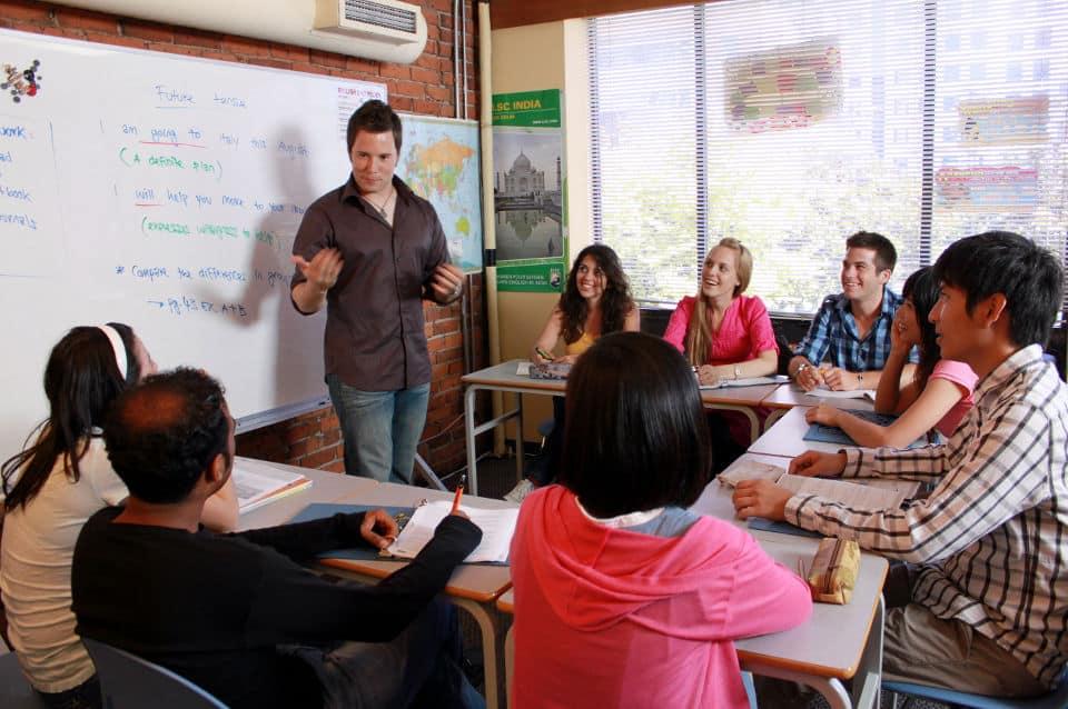 Escuela de inglés en Vancouver para extranjeros