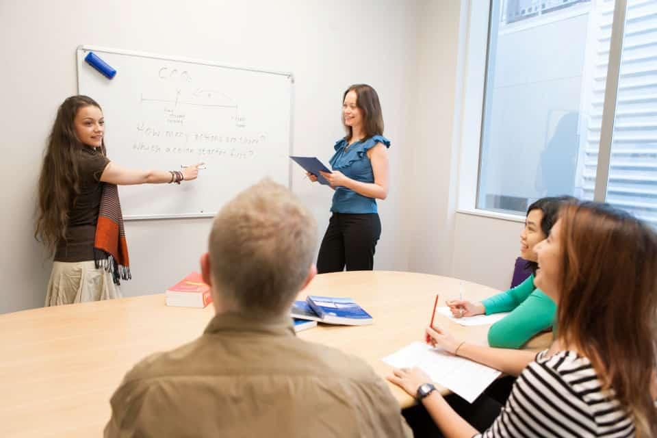 Escuela de inglés en Wellington para extranjeros