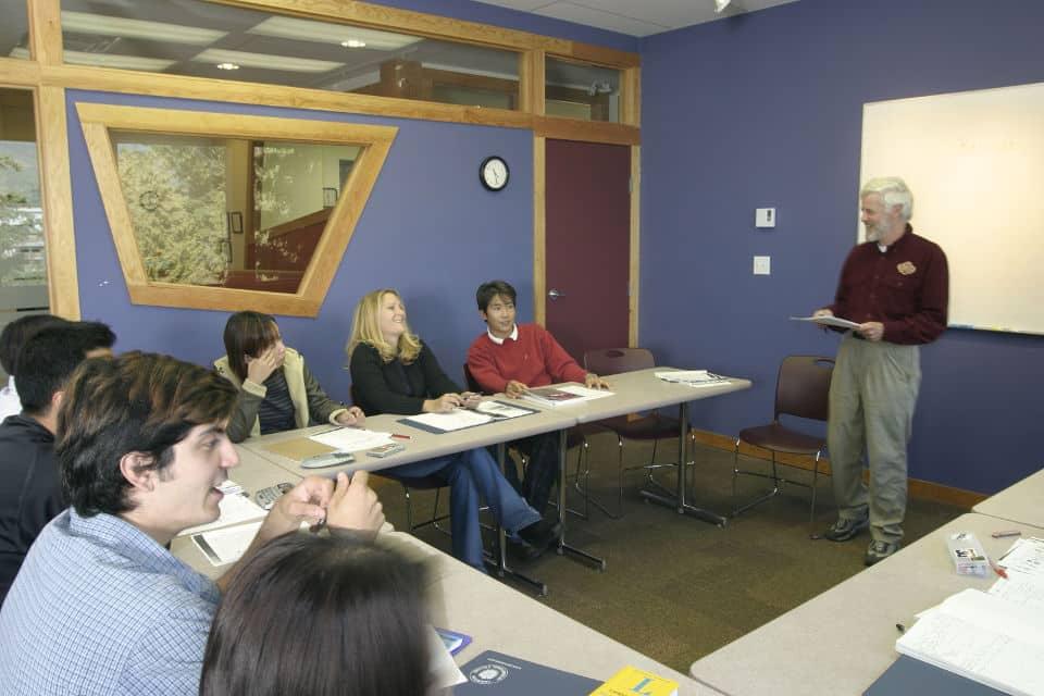 Escuela de inglés en Whistler para extranjeros