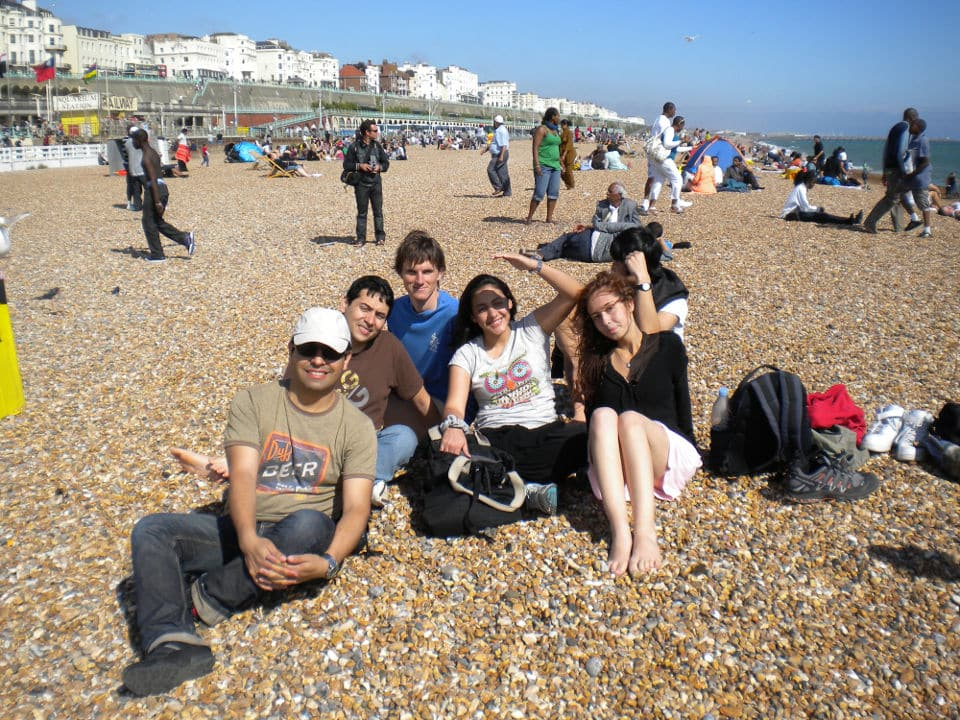 Estudiar inglés en Brighton Inglaterra