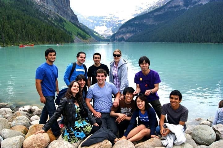 Estudiar inglés en Calgary Canadá
