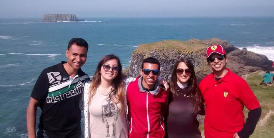 Estudiar inglés en Dublín Irlanda