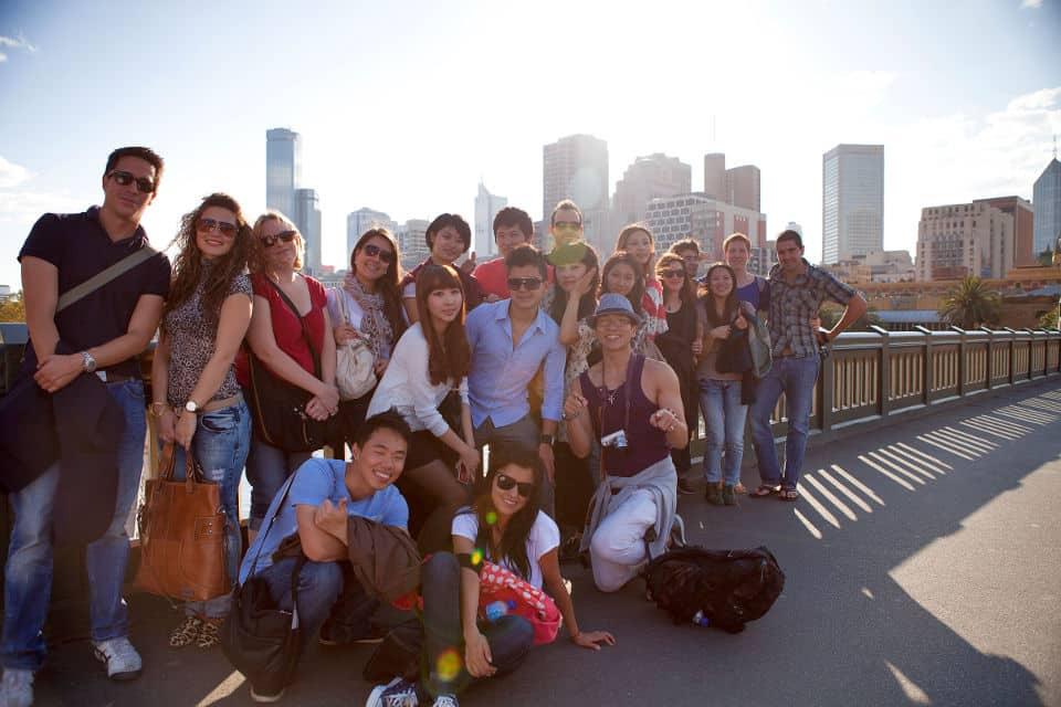 Estudiar inglés en Melbourne Australia