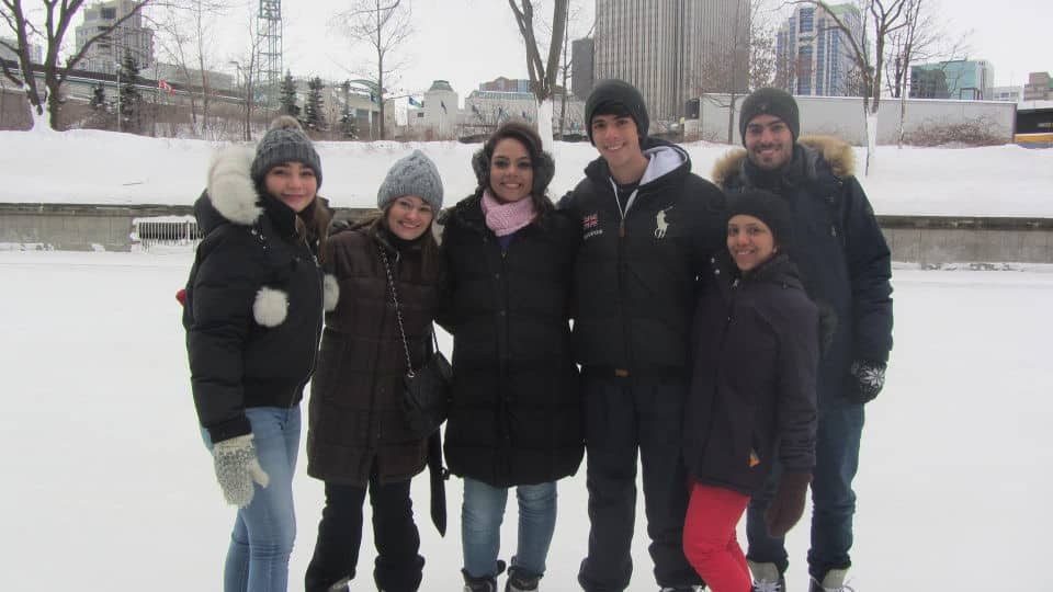 Estudiar inglés en Ottawa Canadá