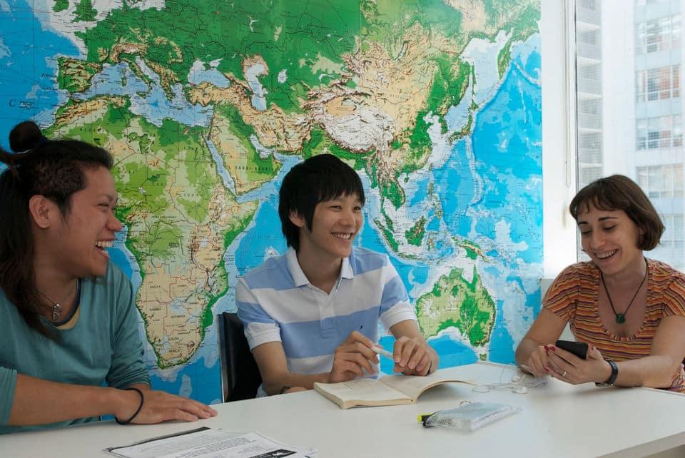 Estudiar inglés en Toronto Canadá