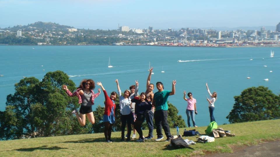 Estudiar inglés en Wellington Nueva Zelanda