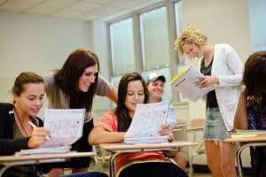 Campamento con lecciones de inglés en Nueva York Estados Unidos