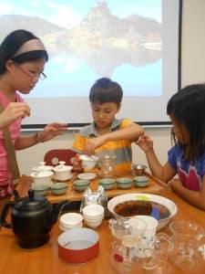Campamento para extranjeros con clases de chino en Beijing