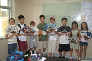 Campamento para extranjeros con clases de chino en China