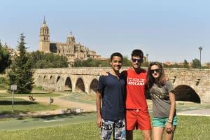 Campamento de inmersión lingüística en España para niños y adolescentes extranjeros