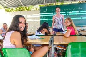 Cursos de español en Marbella para niños y jóvenes extranjeros