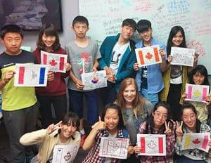 Cursos de inglés para adolescentes extranjeros en Vancouver