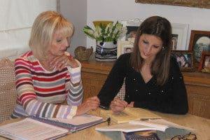 Clases particulares de idioma en casa de un profesor