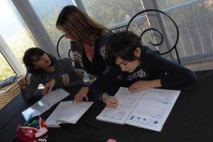 Estudiar y vivir en casa de su profesor particular