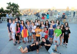 Campamentos y cursos de francés para niños y jóvenes en Montreal