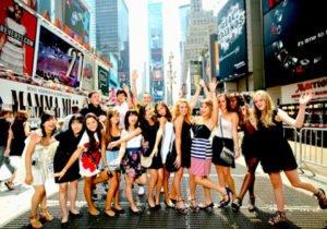 Cursos de inglés y campamentos para niños y jóvenes en Nueva York Estados Unidos