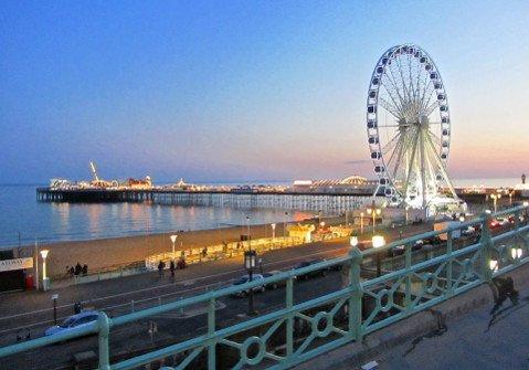 Cursos de inglés acreditados en Brighton