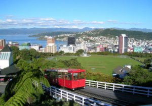 Cursos de Inglés en Wellington