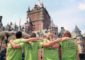 Campamentos y cursos de francés para niños y jóvenes en Quebec