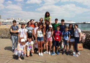 Programas de inmersión lingüística para niños y jóvenes en Eastbourne