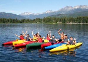 Campamentos y cursos de inglés para niños y jóvenes en Vancouver
