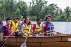 Campamento de verano de inmersión lingüística en Toronto