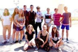 Campamento de francés en Niza para niños y jóvenes extranjeros