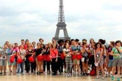 Campamento de francés en Paris para niños y jóvenes extranjeros