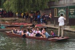 Campamentos y cursos de inglés para niños y adolescentes en Cambridge Inglaterra