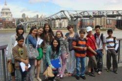 Campamentos y cursos de inglés para niños y adolescentes en Londres Inglaterra