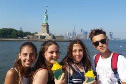 Campamentos y cursos de inglés para niños y jóvenes en Nueva York Estados Unidos