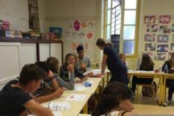 Cursos de francés en Biarritz para niños y adolescentes extranjeros