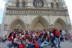 Cursos de francés en Paris para niños y adolescentes extranjeros