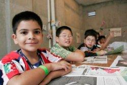 Campamento de inglés para niños y adolescentes extranjeros en Vancouver