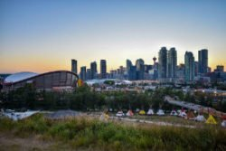 Campamento de inglés para adolescentes extranjeros en Calgary